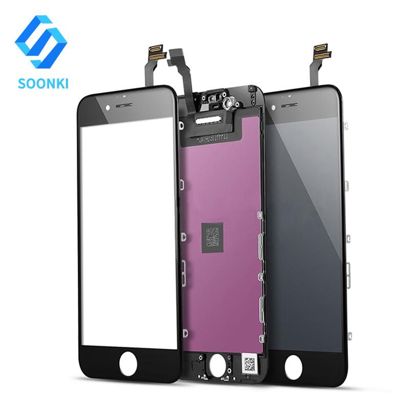 Хит продаж, сотовый телефон, дисплей для iphone 6, экраны, ЖК сенсорный дисплей, Замена для iphone 6, ЖК-дисплей для мобильного телефона