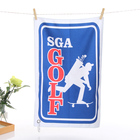 Towels High Quality Microfiber Waffle Custom Golf Towels With Hook