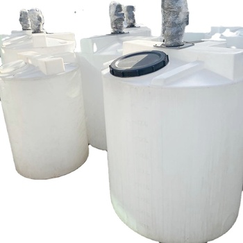 Hot sale wholesale Polyethylene LLDPE tank for plastic chemical dosing system