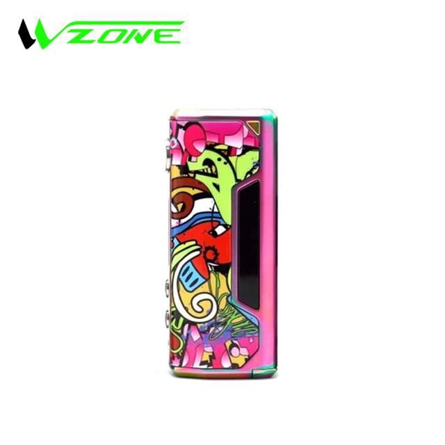 Hot selling Smoking vapor Vzone Cultura 100W TC original e cig box mod - MrVaper.net