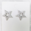 Silver five-pointed star
