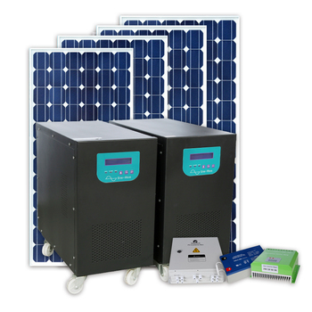 Build Your Own Solar System Kit 5KW 10KW