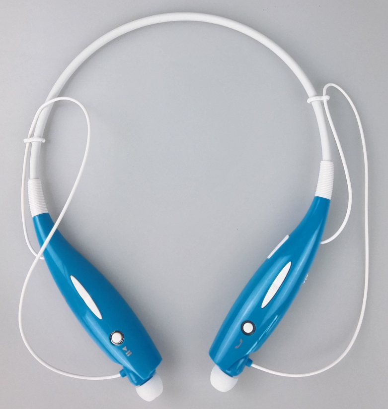 HBS730 sport blue tooth wireless earphone With Mic Stereo Sound headset HBS730 Neckband - idealBuds Earphone | idealBuds.net
