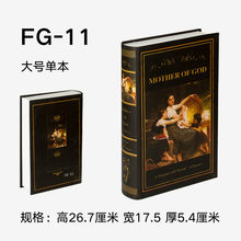 Поддельные книги, декоративные книги, американский Ностальгический декоративный реквизит, модели книг, предметы интерьера, украшения Кофе...(Китай)
