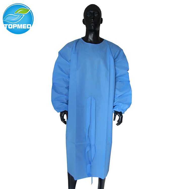 Disposable Isolation Gowns - KingCare | KingCare.net