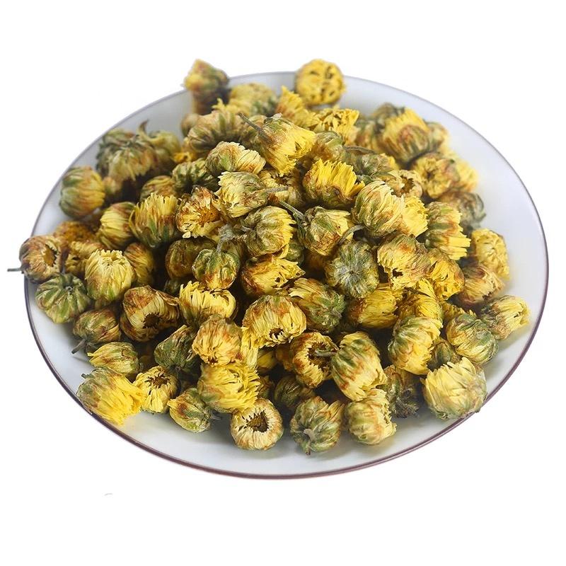 Dried Embryo Chrysanthemum Bud Flowers Tea China Herbal Tea Chrysanthemum Tea Ju Hua Dried Chrysanthemum Flowers - 4uTea | 4uTea.com