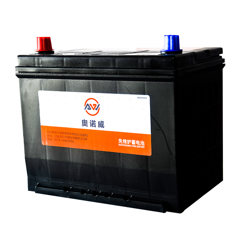 Factory Wholesale 12V 70Ah Lead-acid Battery Maintenance-free Battery