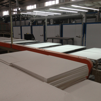 german gypsum board production line