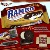 Rambo Dark Chocolate Cream Sandwich 160g Vanilla Creme Premium Rich Cookie Taste of Fine Black Cocoa in every Biscuit bite