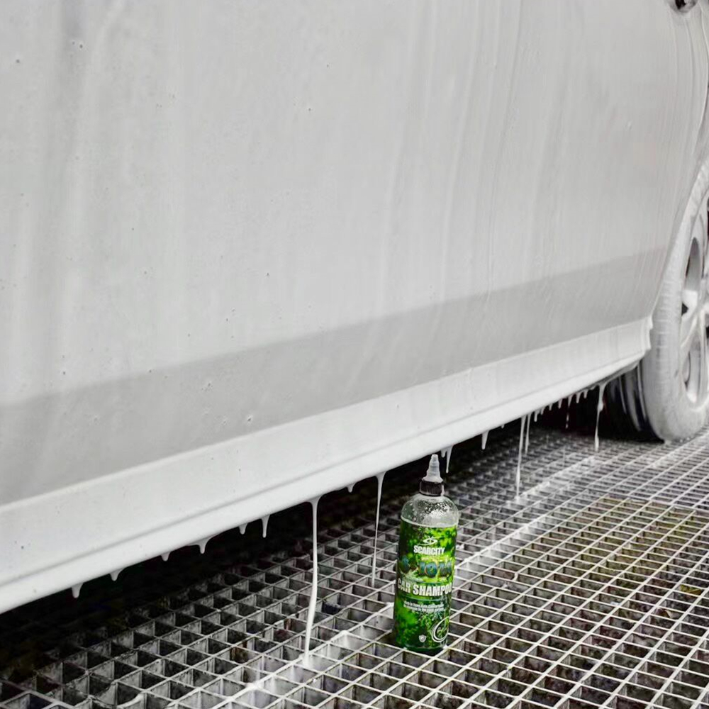 China factory direct supply Top Quality shampoo Car wash foam