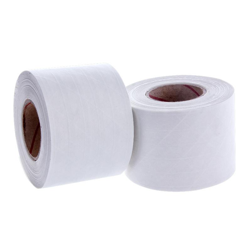 Low MOQ Factory Supply Custom 3 inch Super Sticky Gummed Reinforced Tape