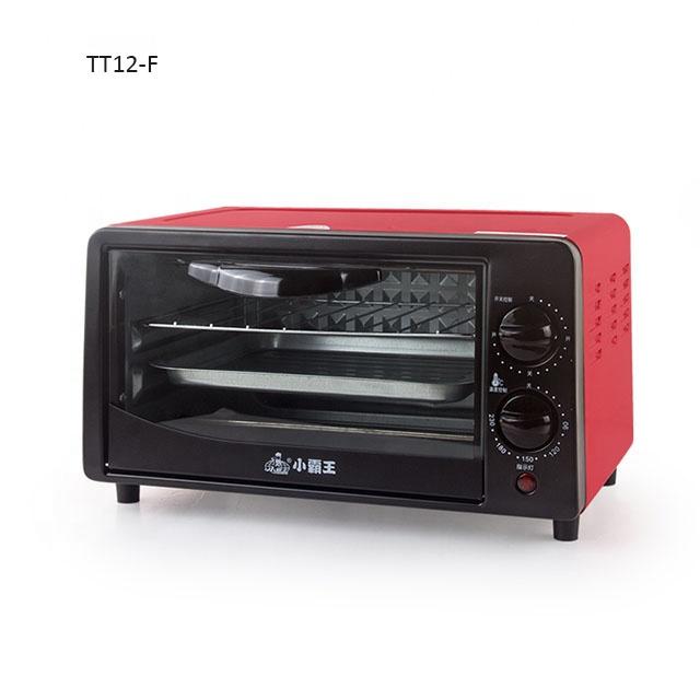 Многофункциональная духовка из нержавеющей стали с функцией таймера, портативная электрическая духовка с контролем температуры, сертификация CB