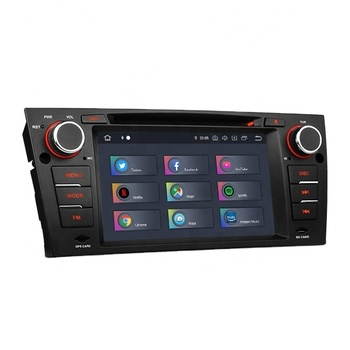 XTRONS 7 inch android head unit car audio system for BMW E90 Sedan, E91 Touring with bt tethering