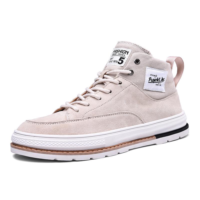 Обувь из натуральной кожи с высоким берцем для мужчин Dr туфли для повседневной носки женские кожаные ботинки