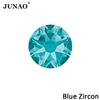 13 Blue Zircon