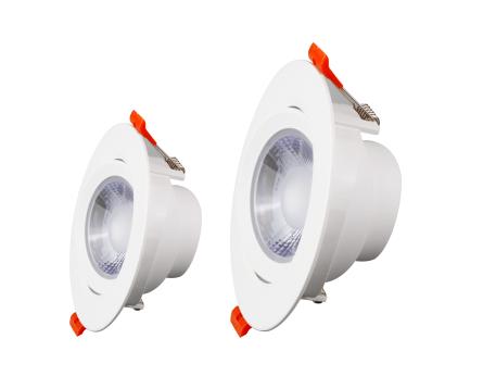 Low price LED downlight D/L 3inch 5W 7W 4inch 9W down light round shape