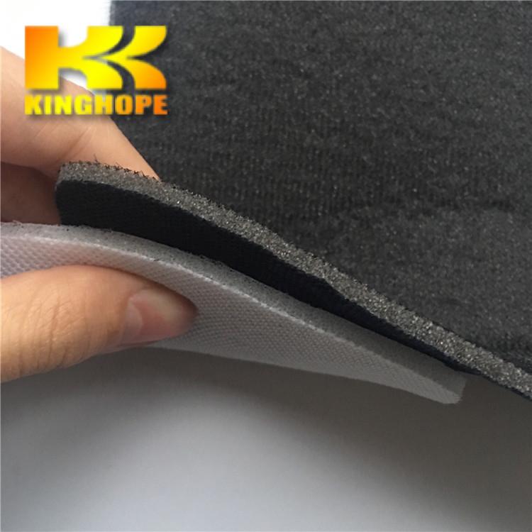 Новый дизайн обуви подкладка ткани Губка Материал спортивной обуви по отличной цене