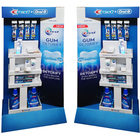 Point Stores Cardboard Store Display Point Of Sale Promotional Folding Displays Stand Corrugated Cardboard Endcap Displays For Retail Stores