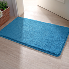 Bath Mat Hotel Bath Mat Factory Manufacture Anti Slip Bath Hotel Microfiber Luxury Absorbent Bathroom Curved Shower Mat
