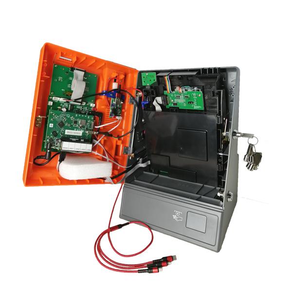 WiFia202, работающий от монет, 24 часа самообслуживания, компьютерное оборудование, автоматический торговый автомат с Wi-Fi  WiFia202 Coin Operated 24 Hours Self-Service Computer Hardware Automatic WiFi Vending Machine