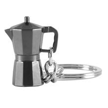 Металлический брелок кольцо кофе аксессуары серии брелок подарок для влюбленных кофе(Китай)