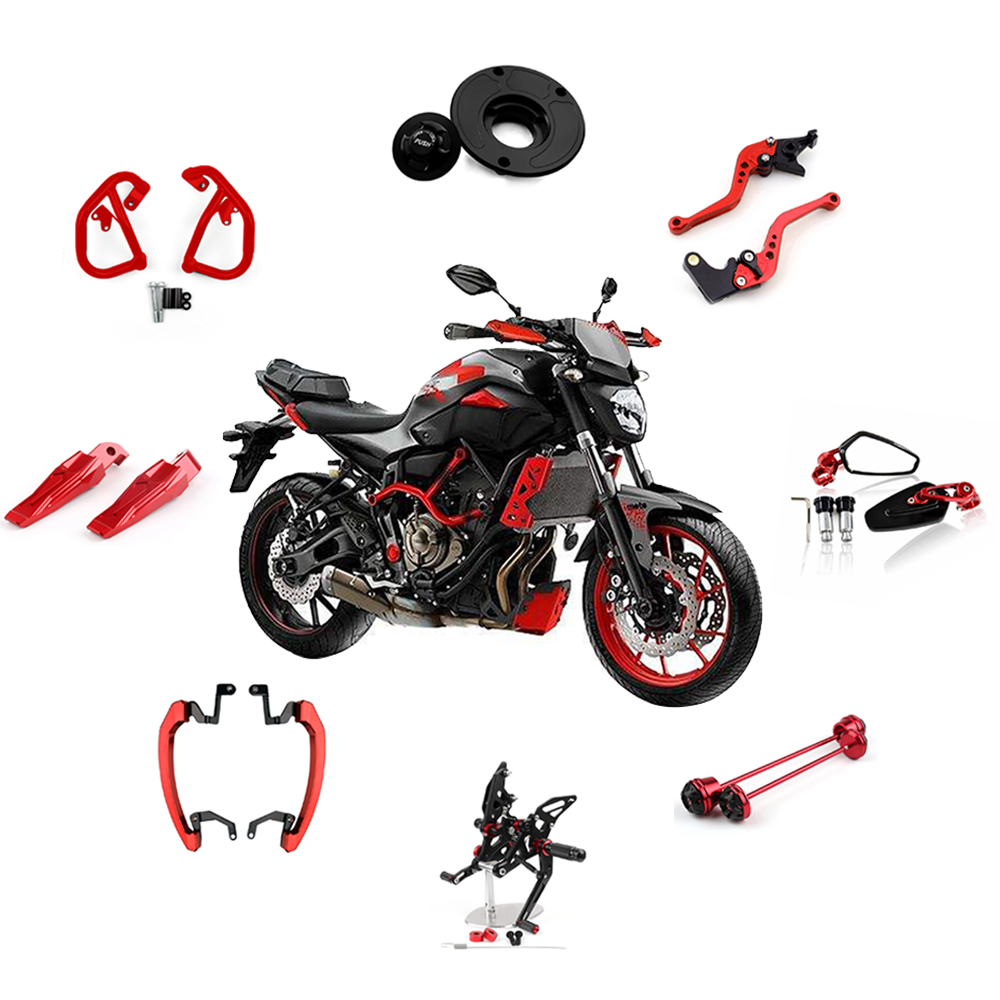 Wholesale Chinese Motorcycle Accessories For Yamaha Mt07 Fz07 Mt09 Fz09 Mt 07 Fz 07 Mt 09 Fz 09 View Chinese Motorcycle Accessories Racepro Product Details From Guangzhou Racepro International Trade Co Ltd On Alibaba Com