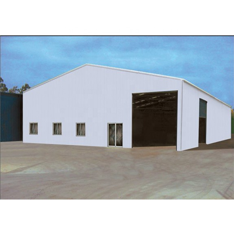NX storage shed outdoor industrial storage warehouse easy build low cost prefab warehouse in philippines