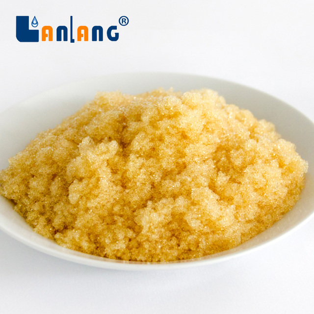 C250 water filter cation resin