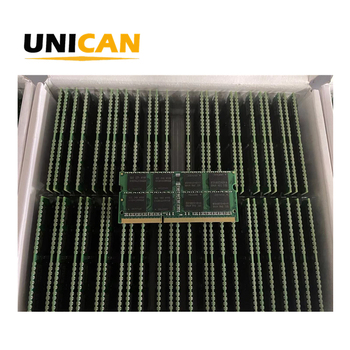 Unican Laptop RAM 2GB 4GB 8GB DDR3 DDR3L Sodimm PC3-12800 1600MHZ 2rx8 Non ECC Unbuffered Memory