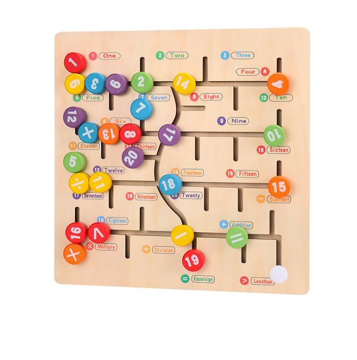 Деревянная магнитная головоломка-фигурка/животные/транспортное средство/цирковая доска для рисования больше стилей коробка обучающая игрушка подарок