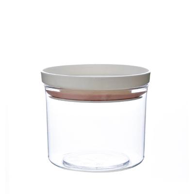 Прозрачная 1 шт. чайная зерно пряная еда зерно пластиковая коробка для хранения для кухонного холодильника контейнер(Китай)