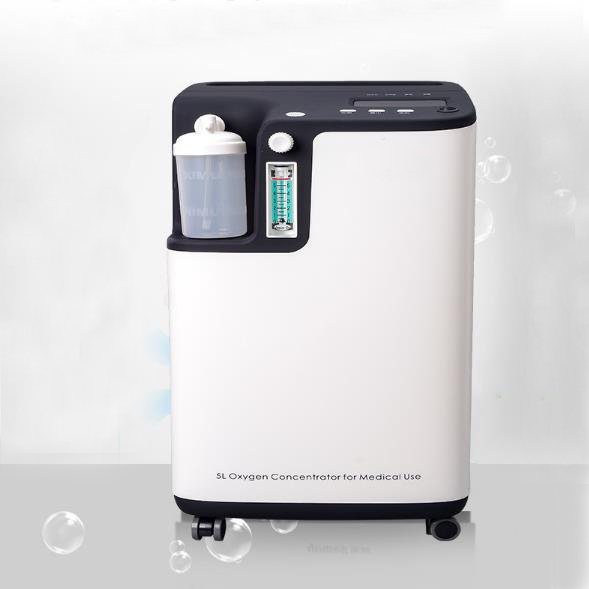 Portable electric oxygen facial concentrator generator 5L making machine - KingCare | KingCare.net