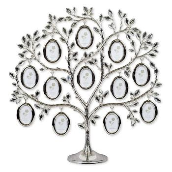 Family Tree with 12 Picture Frames Photo Frame Table Decoration