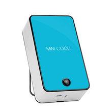 Высококачественный портативный мини-кондиционер FUSB, цветной портативный вентилятор с низким уровнем шума, Многофункциональный перезаряжа...(Китай)