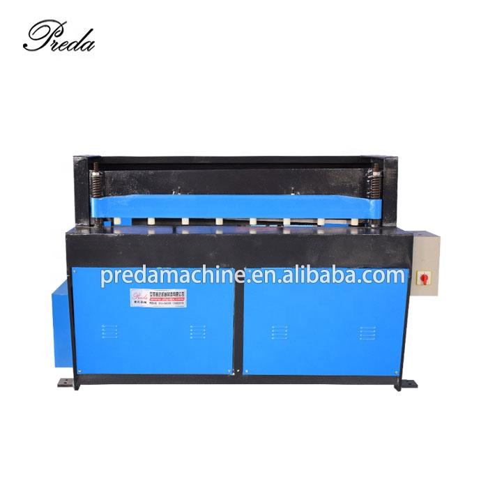 Low price 3x1300 sheet metal shearing machine plate electric shear machine for sale