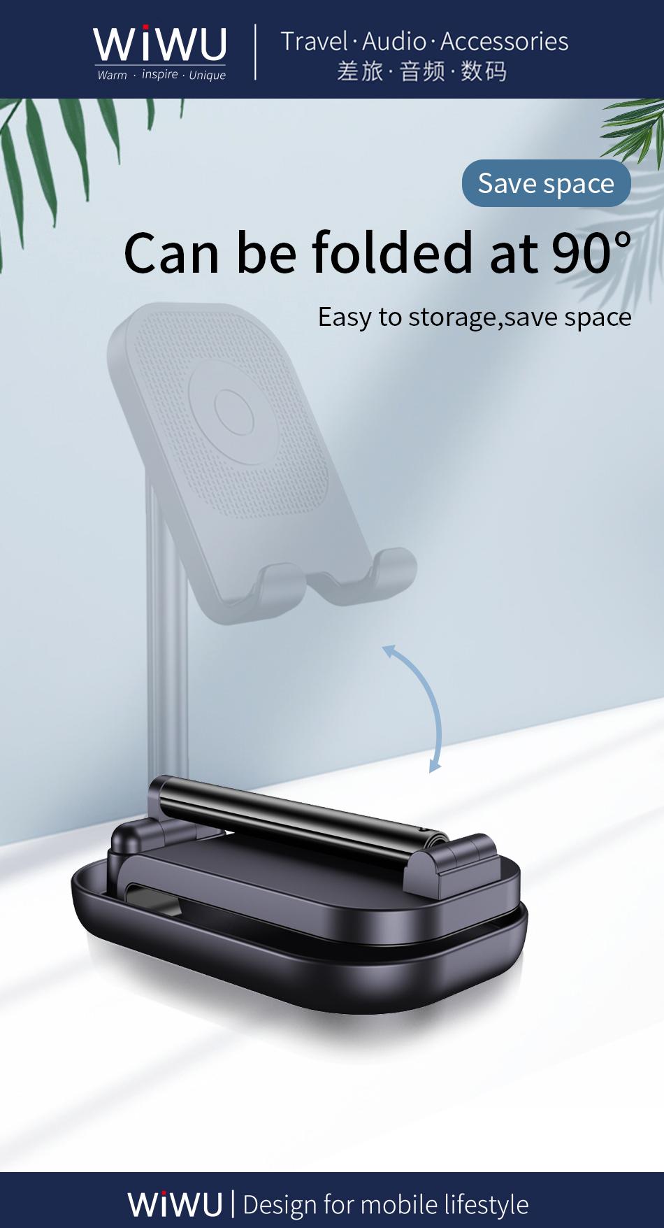 WiWU ZM100手机支架 (https://www.wiwu.net.cn/) 手机支架 第4张