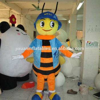 carnival bee mascot costume adult bumble bee costume