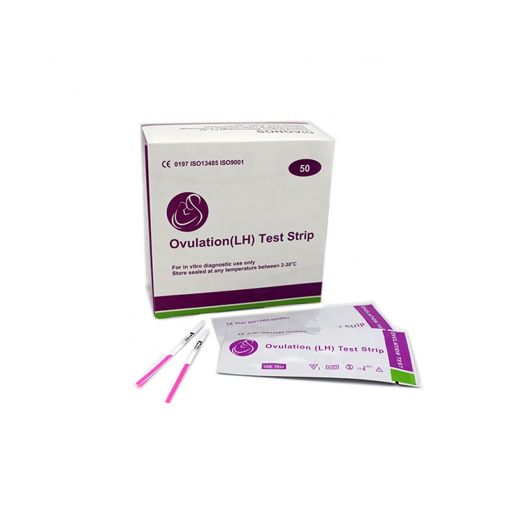 Тест-полоски для овуляции DIAGNOS и тест на беременность
