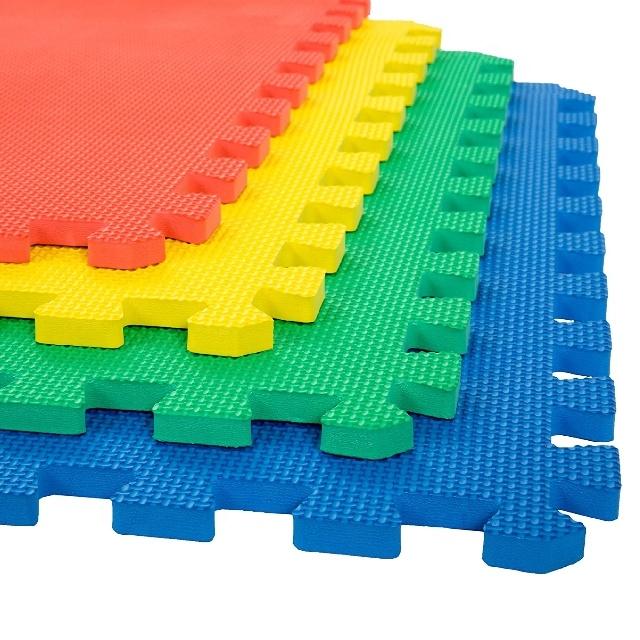 Универсальные экологически чистые мягкие коврики из вспененного этилвинилацетата для Тхэквондо Кунг-фу