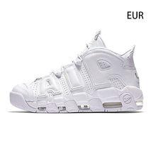 Nike Air More Uptempo мужские баскетбольные кроссовки Новое поступление Аутентичные Спортивные кроссовки обувь для улицы(Китай)