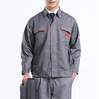 Spring And Autumn Unisex Long Sleeve Labor Insurance Clothing Workshop Auto Repair Welding Wear Resistant Antifouling Uniform