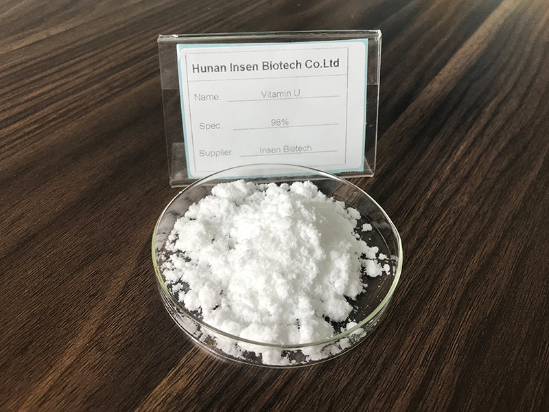 Insen Provide Favorable Vitamin U Powder Price