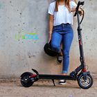 Unicool 2020 new Arrival trotinette electrique foldable 36V 350w cheap zero 8 scooter electric for adults
