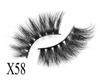 25mm mink lash--X58