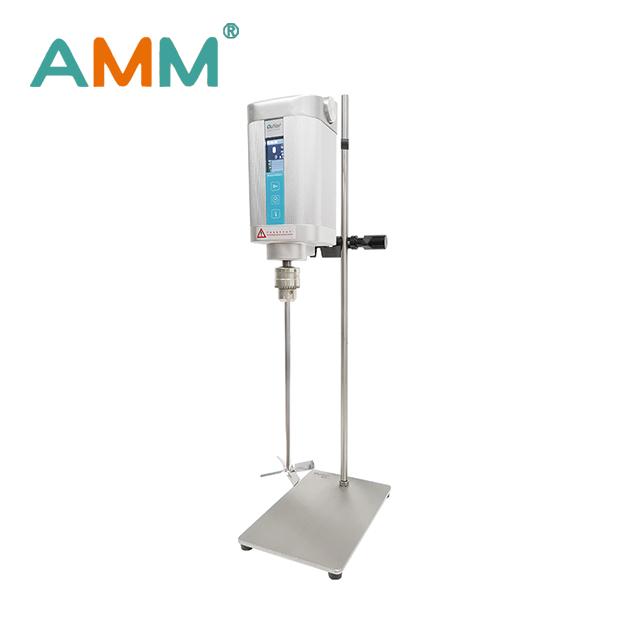 M400Pro lab overhead stirrer Manufacturer Laboratory Stirrer Overhead 90l for bar mixing in food grade