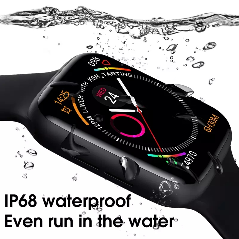 Manufacturer original iwo12 iwo13 smartwatch bracelet wrist band motion track reloj smart watch w26 for smartphone android ios