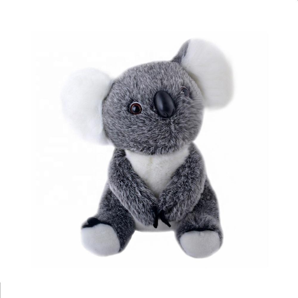 ODM плюшевые игрушки коала животные детские игрушки фабрика на заказ коала игрушки