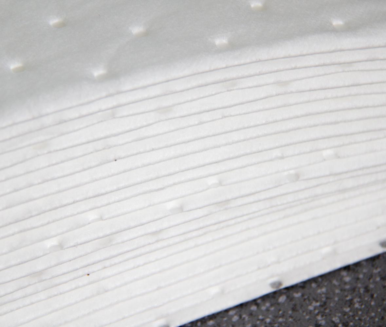 Лучшие продажи гарантированное качество разлива масла поглощающая прокладка абсорбирующий лист для док