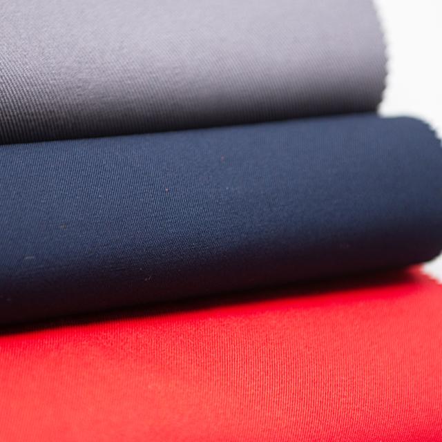 100% хлопок, трикотажная огнестойкая и антистатическая ткань для рубашки поло