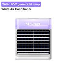 2020 Новый мини Кондиционер с УФ ультрафиолетовой стерилизацией USB Настольный кондиционер маленький бытовой охлаждающий вентилятор(Китай)
